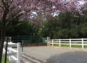 GEC gate