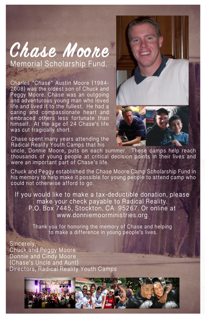 Chase Moore Scholarship Foundation
